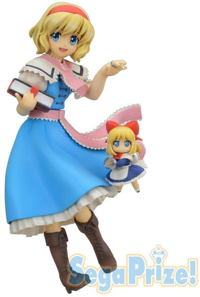 Touhou Project Alice Margatroid Premium Figure by Sega