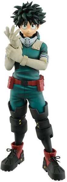 My Hero Academia Official Licensed Age of Heroes Deku Figure by Banpresto