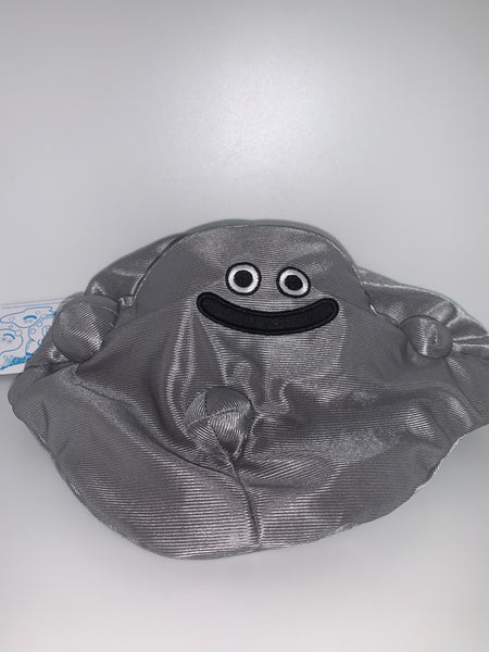 Dragon Quest Official Licensed Metal Slime Plush