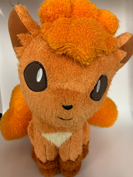 Pokemon Plush Official Licensed Fuzzy Vulpix