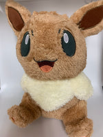 Pokemon Plush Official Licensed  Fuzzy Eeve