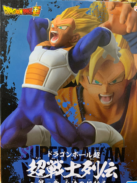 Dragon Ball Super - Super Saiyan Vegeta by Banpresto 35928