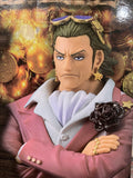 One Piece Film Gold The Grandline Men Guild Tesoro Figure By Banpresto 6.5""