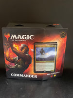 MAGIC THE GATHERING: COMMANDER LEGENDS COMMANDER DECK - ARM FOR BATTLE