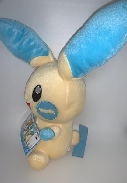 Pokemon Plush Official Licensed Minus aka Minun