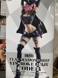 One Piece Flag Diamond Ship Vinsmoke Reiju Code:B figure by Banpresto