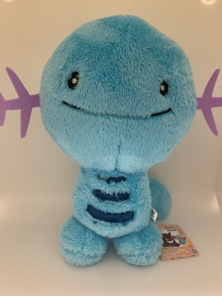 Pokemon Plush Official Licensed Fuzzy Wooper