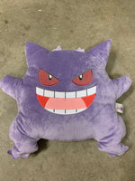 Pokemon Plush Official Licensed Gengar Pillow