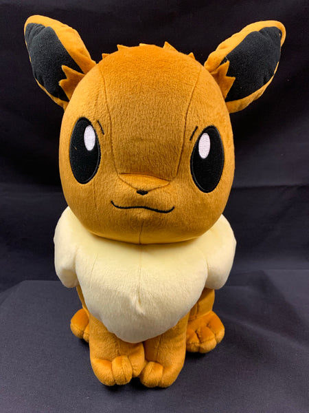 Pokemon Plush Eeve XL 13.5""