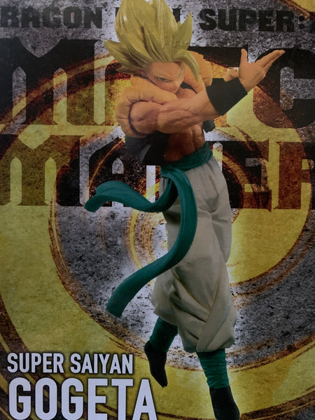 Dragon Ball Super: Broly Super Saiyan Gogeta Match Makers Dual Figurations