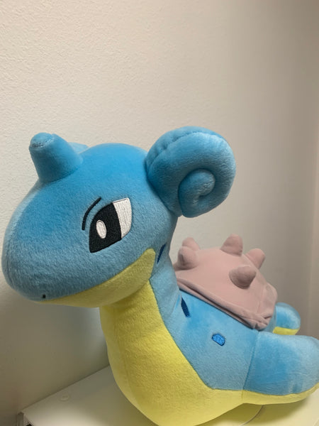 Pokemon Plush Official Licensed Jumbo XL Lapras