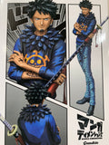 One Piece Grandista Manga Dimensions Trafalgar Law figure by Banpresto