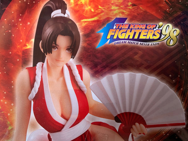 King of Fighters Official Licensed Mai Shiranui Noodle Topper Figure