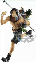 Banpresto One Piece Three Brothers Portgas D Ace Figure
