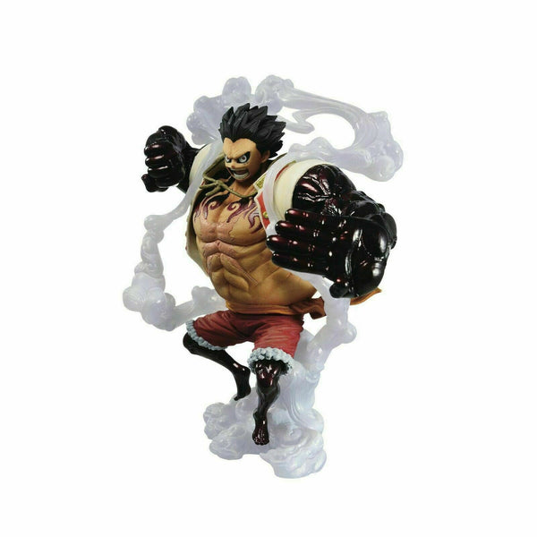 Banpresto One Piece King of Artist Figure Monkey D Luffy Gear 4 Boundman BP16224