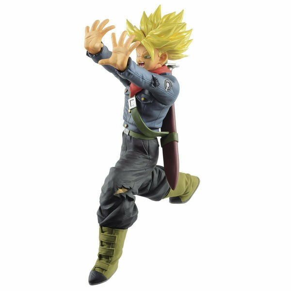 Dragon Ball Super Future Trunks Super Galick Gun!!!! Figure