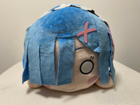 "Re Zero Starting Life in Another World Rem Yellow Sapphire ~14"" XL Plush By Sega"