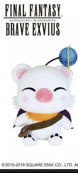 "Final Fantasy Brave Exvius Moogle 10"" Plush Taito (100% authentic)"