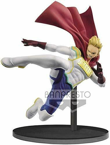 BANPRESTO: MY HERO ACADEMIA THE AMAZING HEROES VOL. 8 - LEMILLION