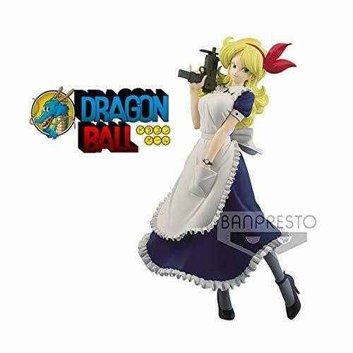 Dragon Ball GLITTER & GLAMOURS LUNCHI II lunch B 25cm figure