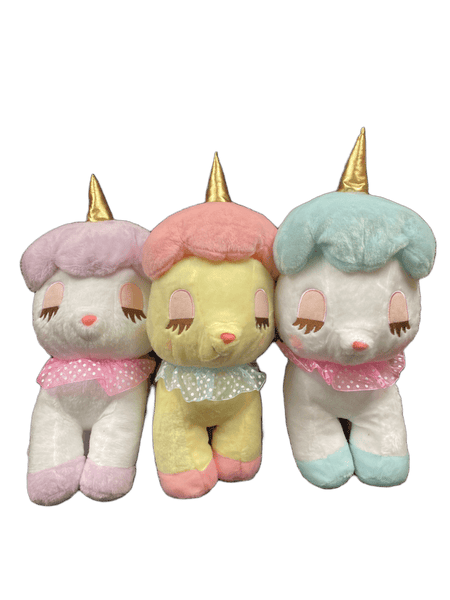 AMUSE Unicorn no Cony Pastel Frill Plush Collection 45cm