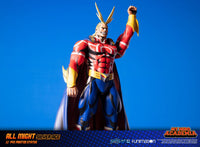 "PRE ORDER My Hero Academia: All Might Silver Age 11"" PVC Figure"