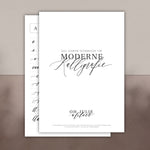 Download Workbook Moderne Kalligrafie