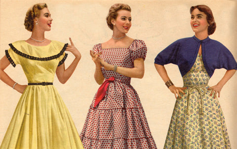 How Should I Dress in the 1950s Style? - What Is It?
