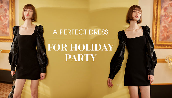 How to Choose a Perfect Dress for Holiday Party?