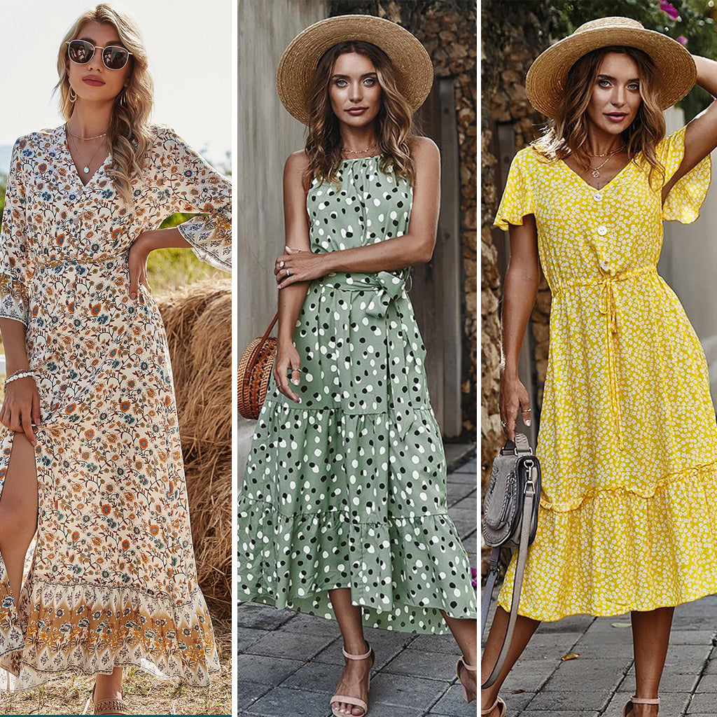 Best Casual Dresses For Your Mom On Mother's Day 2021