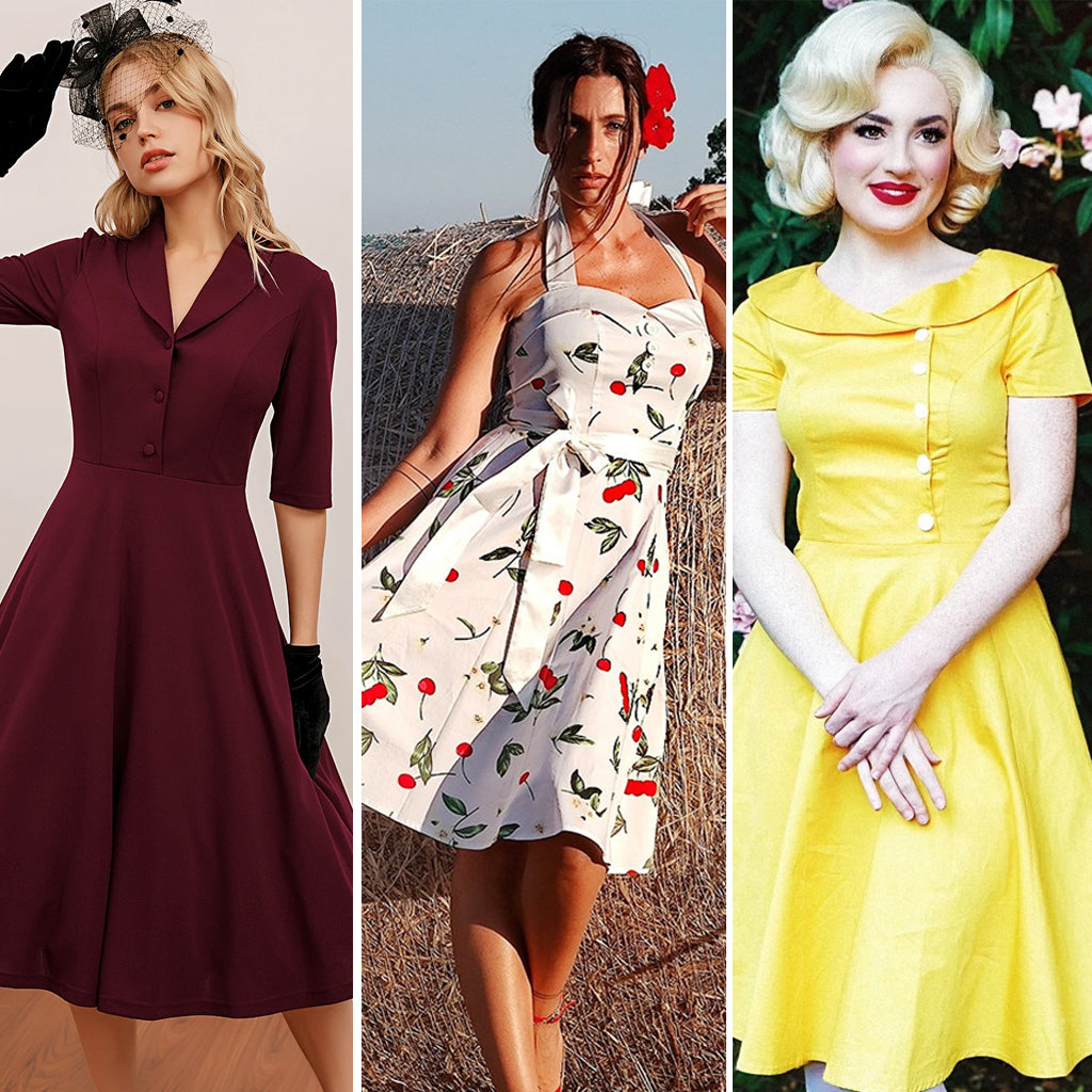 Best Vintage Dresses For Your Mom On Mother's Day 2021