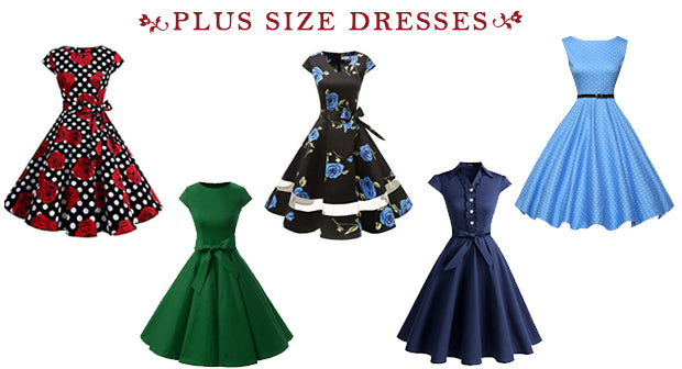 Plus Size 50s Retro Pinup Rockabilly Housewife Swing Dresses By China Clothing Manufacturer Buy Rockabilly Swing Dresses 50s,Rockabilly Dresses Plus