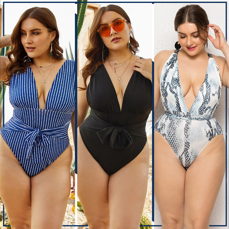 Plus Size Chic Swimsuits