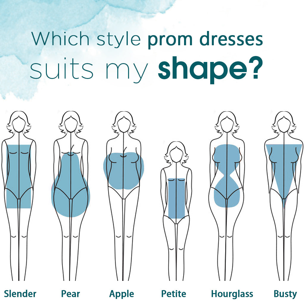 The Perfect Prom Dress for Your Body Type