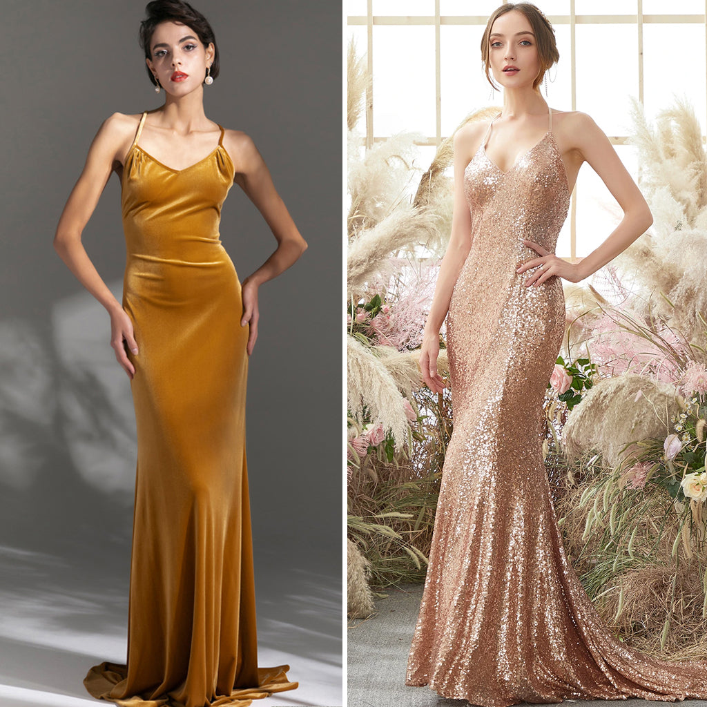Best types of prom dress for slender body