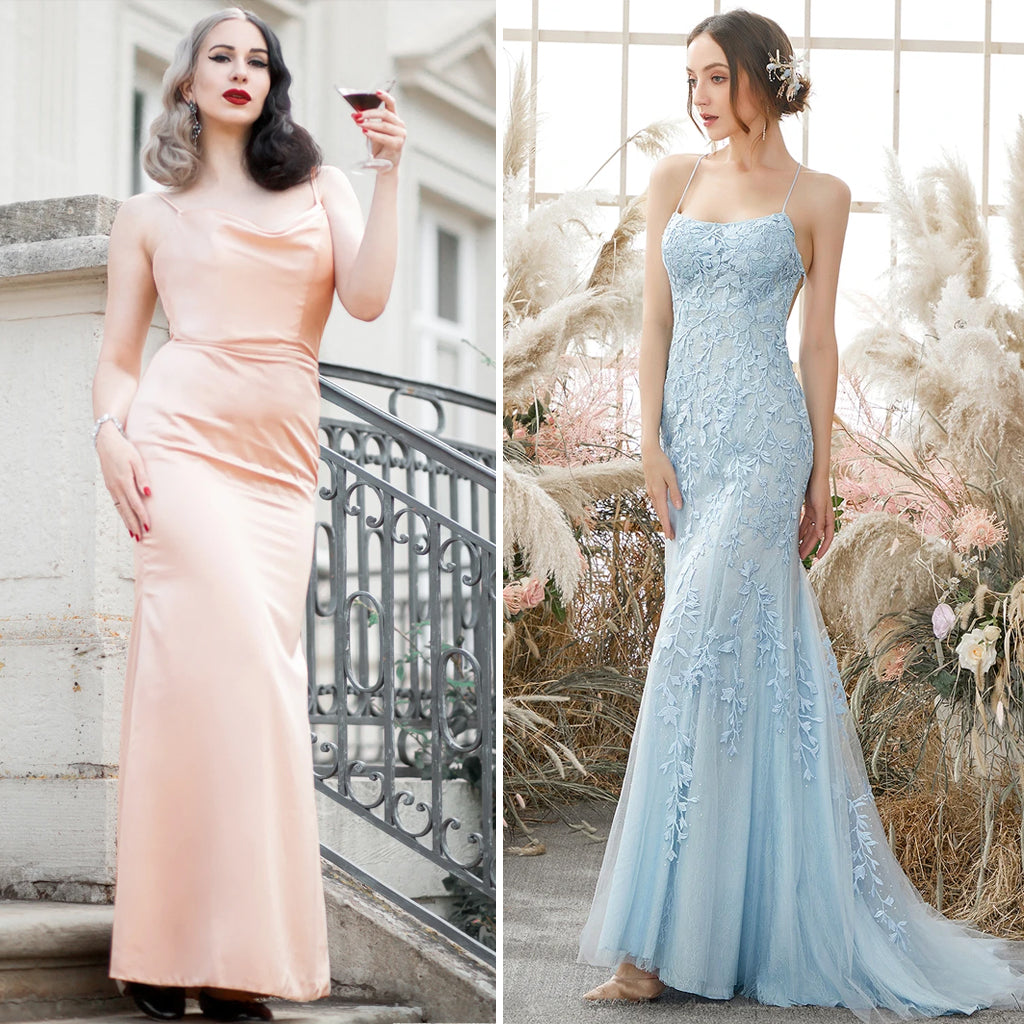 Best types of prom dresses for busty figures