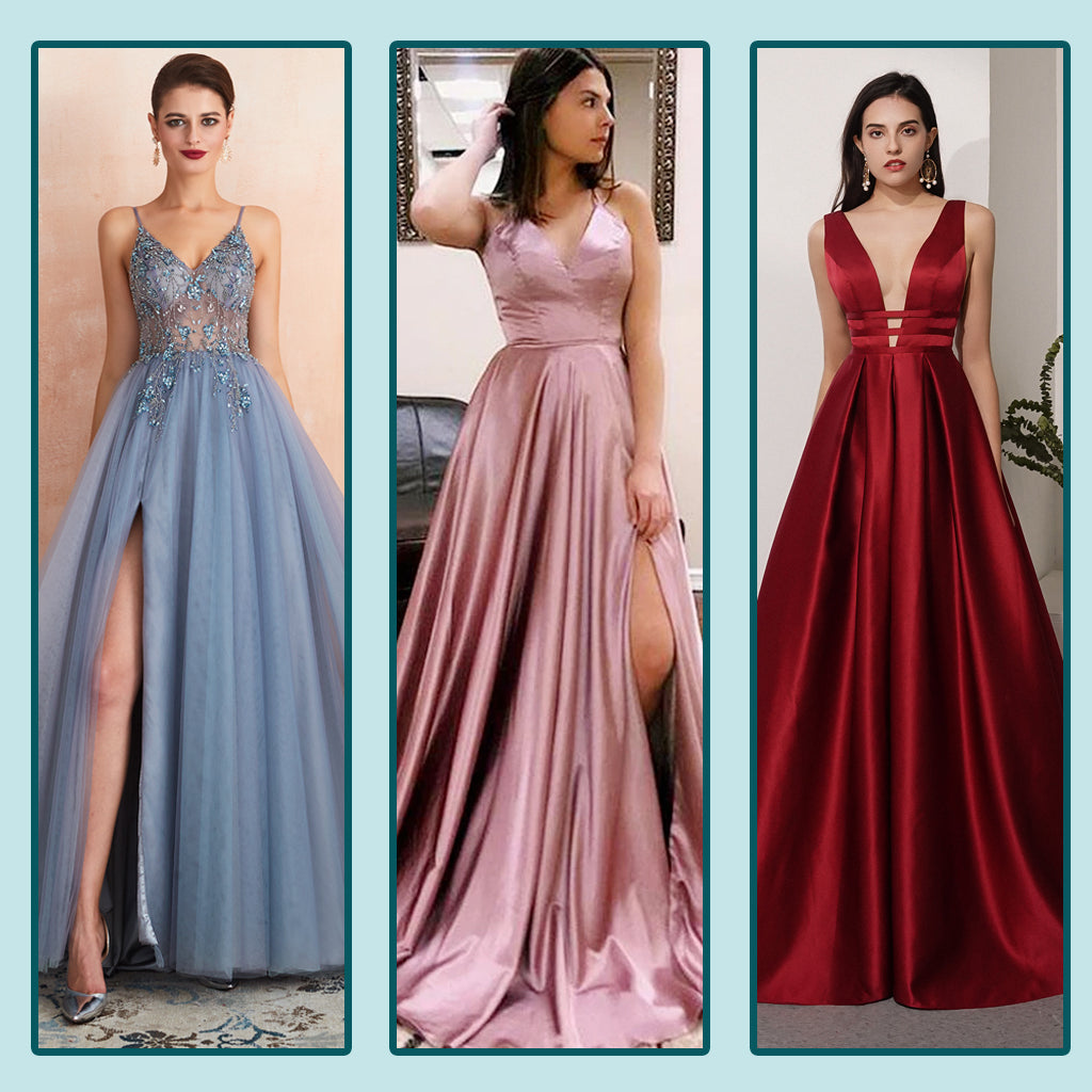 Ball Gown Prom Dresses Trends 2021