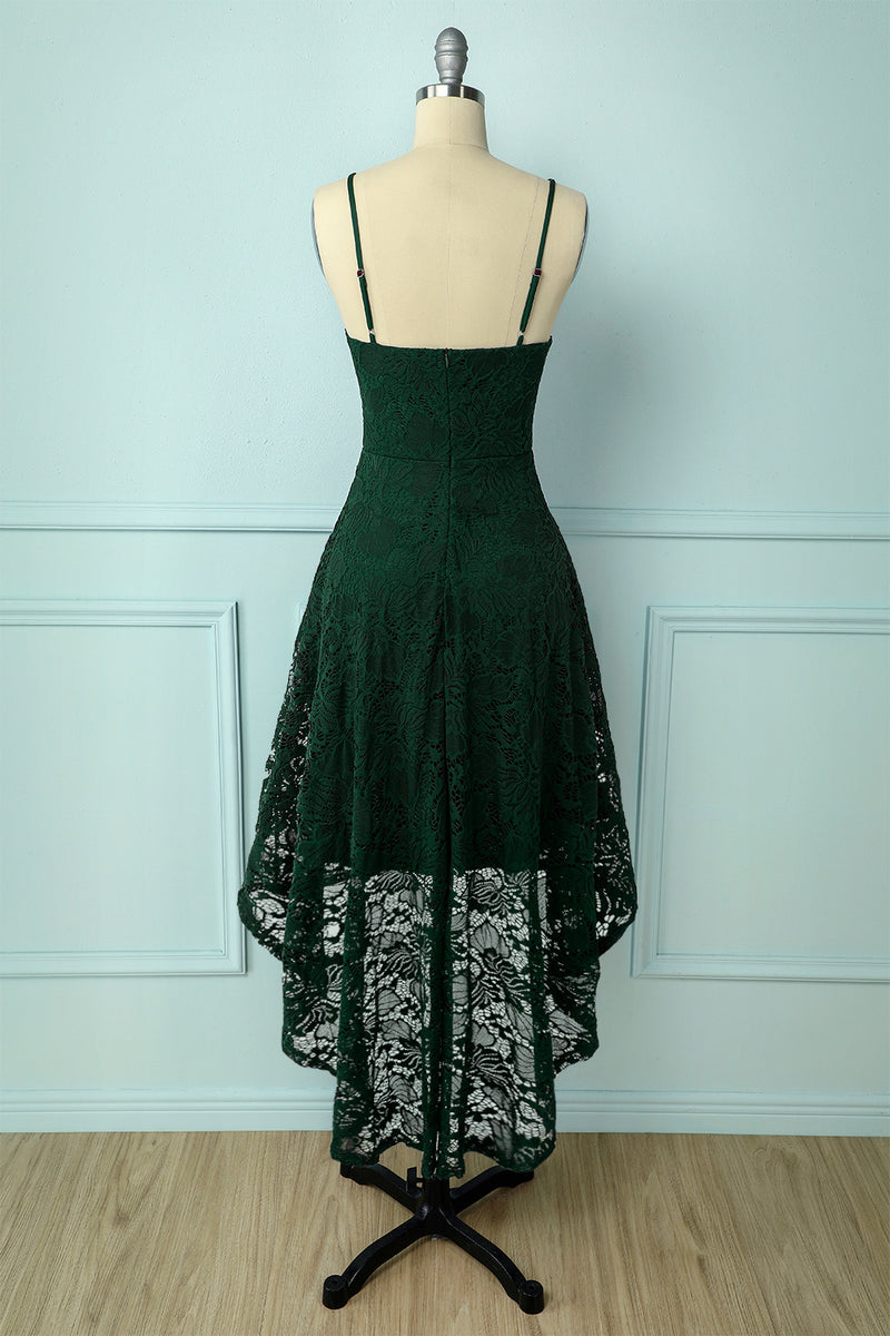Load image into Gallery viewer, Straps Dark Green Lace