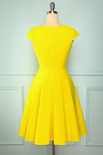 Yellow Solid Hoco