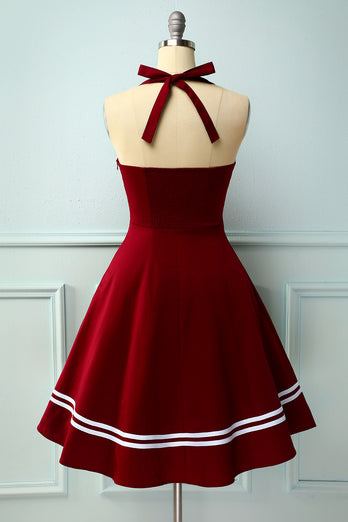 50s Rockabilly Pin Up Dress