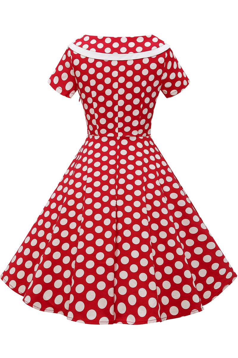 Load image into Gallery viewer, Vintage Soldier 1950s Dress