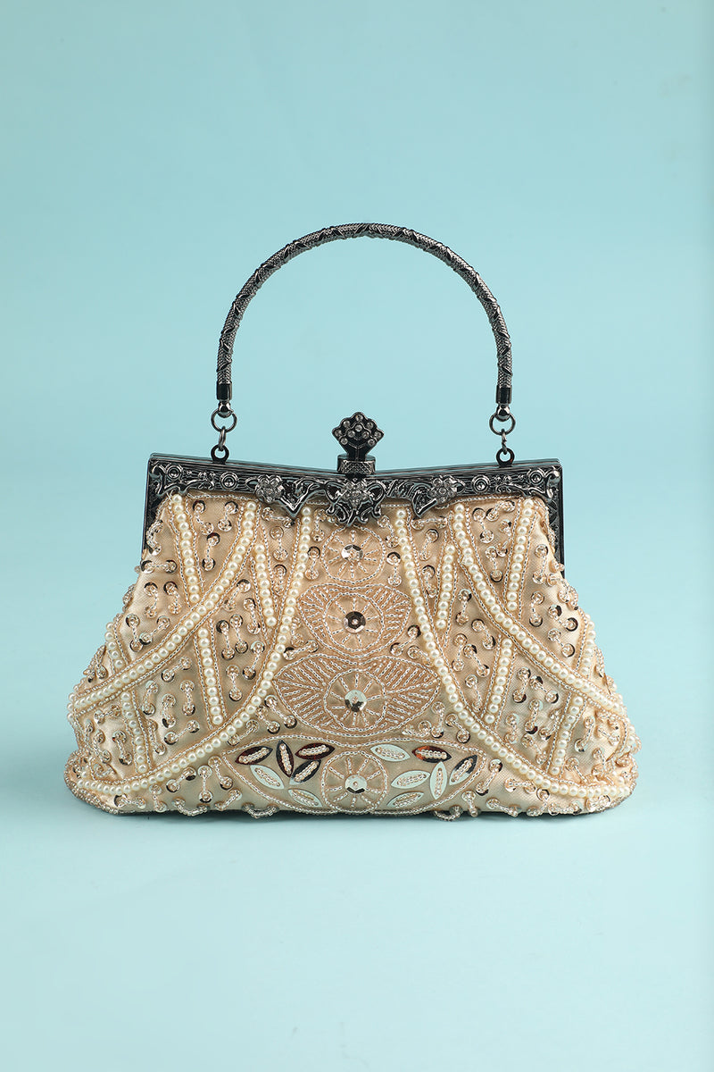 Load image into Gallery viewer, Vintage Bridal Handbag