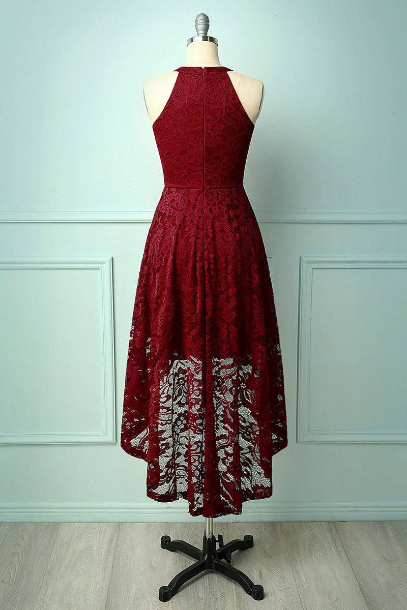 Load image into Gallery viewer, Burgundy Red Dress