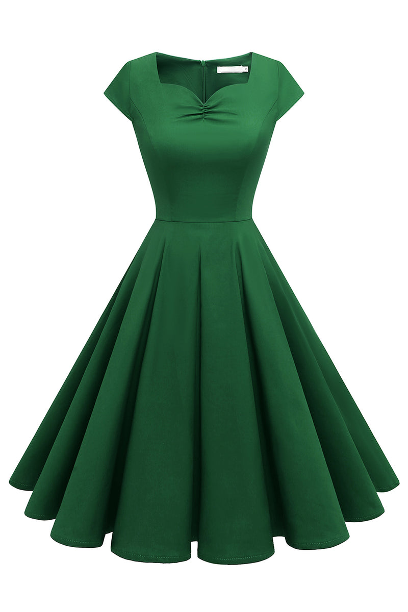 Load image into Gallery viewer, Retro Style Sweetheart 1950s Dress