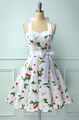 Cherry Pin Up Dress