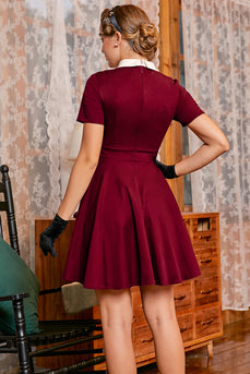 Peter Pans 50s Swing Dress