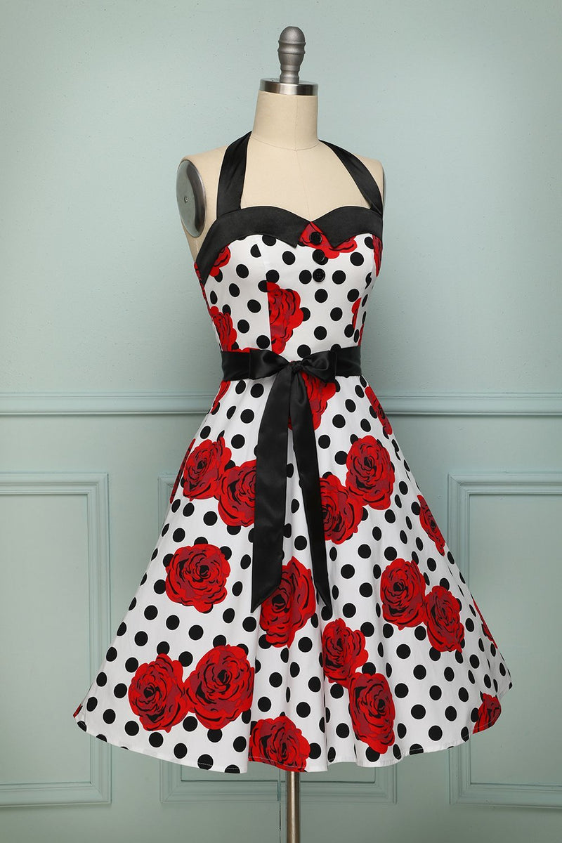 Load image into Gallery viewer, Rose Polka Dots - ZAPAKA