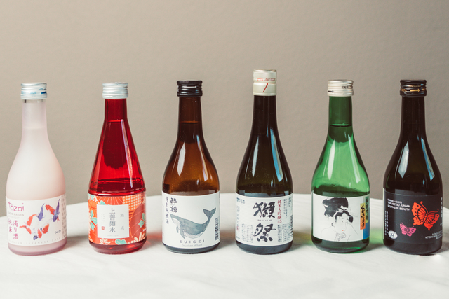 Seasonal sake box for every taste—a sake sommelier's guide