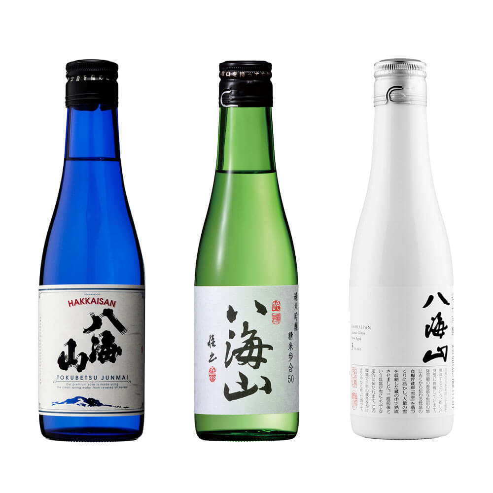 Hakkaisan Virtual Tasting Set