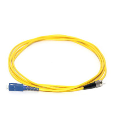 SM Regular Cable, SC/UPC to FC/UPC
